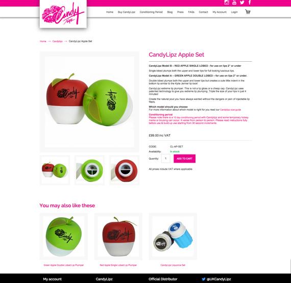 Candy lipz 2